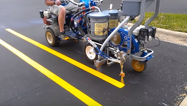 line marking contractors perth